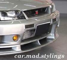 Universal Bumper Vents in the style of Nissan Skyline R33 Nismo gtr