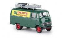 #36042 - Brekina Mercedes L 319 Kasten Deutz Kundendienst - 1:87
