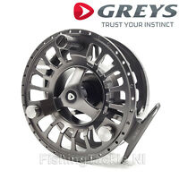 Greys GTS 900 Fly Reel - Aluminium - All Sizes Trout & Salmon Fly Fishing Reels