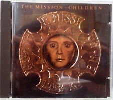 """The Mission - Children (CD) Feat. """"Tower of Strength"""" ADD  Made in West Germany"""