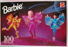 Barbie Flying Hero 100 Piece Jigsaw Puzzle (New)