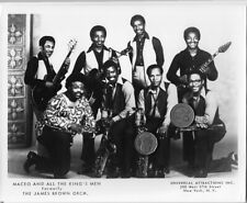 MACEO & ALL THE KING'S MEN PRESS PROMO 8X10 GLOSSY MUSIC PHOTO PICTURE R&B SOUL