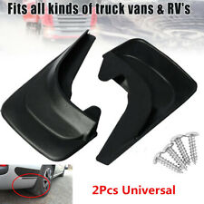 2x Universal Car Front Rear Mud Flaps Splash Guards Mudflaps Mudgurads Fender