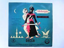 Ansermet Rimsky Korsakov LP Decca LXT5082 EX/EX  1956 Rimsky Korsakov