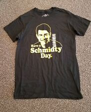"American Rag NEW Black Mens Size Large GRAPHIC ""HAVE A SCHMIDTY DAY"" NWT"
