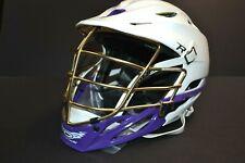 Cascade R New Lacrosse Helmet White sz M