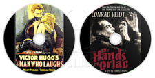 The Man Who Laughs (1928) The Hands of Orlac (1924) Double Movie Set (2 x DVD)