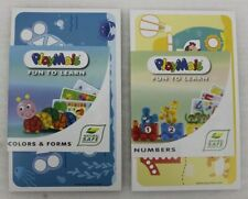 Playmais Fun to learn Colors & Forms & Numbers Bastel Set 28 Teile 160086 160171