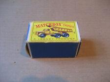 MATCHBOX SERIES   LESNEY PRODUCT  1966-70 # 06 EUCLID QUARRY TRUCK  W/ORIGINAL B