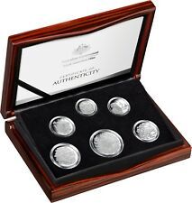 2017 Royal Australian Mint Fine Silver Proof Set