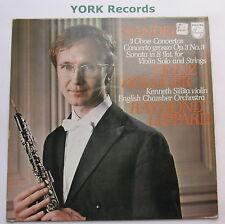 6500 240-Handel - 3 Oboe conciertos Holliger/Leppard inglés co-ex Disco Lp