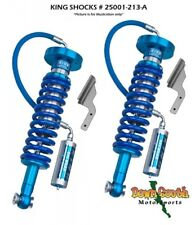 King Shocks 25001-213-A Front Kit with Adjusters for 2009-2013 Ford F150 2wd/4wd