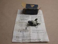 1948 1949 1950 1952 1953  BUICK STROMBERG CARBURATOR STARTING SWITCH NOS