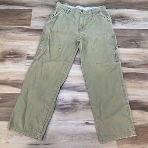 Mossimo Cargo Supply Pants Size 34 x 30 Khaki