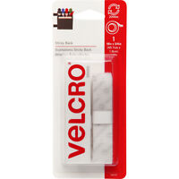 "VELCRO(R) Brand Sticky Back Tape .75""X18""-White"