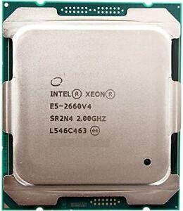Intel Xeon E5-2660 V4 SR2N4 2GHz Fourteen 14-Core 105W CPU Processor