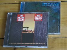 2 x MIKE OLDFIELD CD bundle: Discovery HDCD & The Killing Fields (soundtrack)