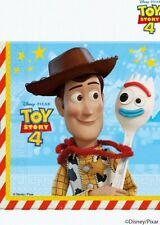 20 Paper Party Napkins Disney Toy Story 4 Pack Of 20 2 Ply Luxury Serviettes