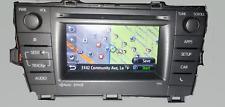 11-14 TOYOTA Prius GPS NAVIGATION HD SAT XM Radio CD PLAYER Touchscreen HARMAN