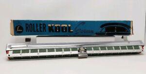 Vintage Sutone Roller Kool Screen - Kaiser Aluminum Sunscreen - Super High Grade
