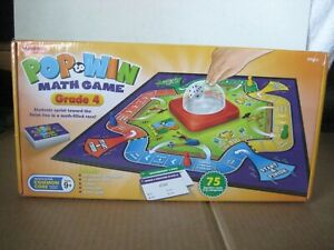 Lakeshore POP TO WIN Math Game Grade 4 (PP224)