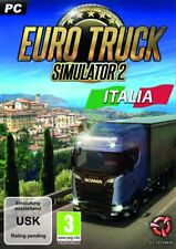 Euro Truck Simulator 2: Italia (Add-On) - PC Game - *NEU* *VORBESTELLUNG*