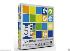 5 Pillars Fun Game Box (Its All About 5 Pillars of Islam and Learning Game)