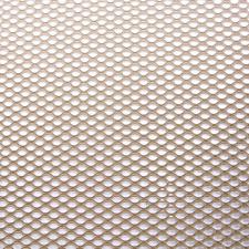 36 In X 48 In Expandable Aluminum Sheet Brass Door Amp Window Security Plumbing