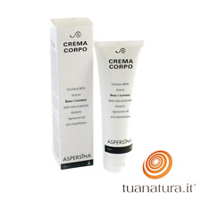 Aspersina Crema Corpo con 80% di pura Bava di Lumaca 150 ml Pharmalife Research