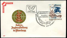 Austria 1978 Hunting Exhibition FDC First Day Cover #C17660