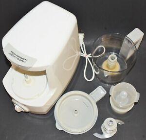 Cuisinart BFM-1000 Baby Food Streamer and Chopper