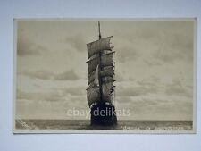 REGIA MARINA MILITARE NAVE OMEGA ex DRUMCLIFF ship vecchia cartolina