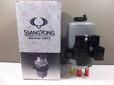 GENUINE SSANGYONG KYRON SUV FILTER PACK (FUEL FILTER+WATER SEPARATE FILTER)