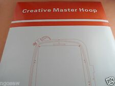 Master Hoop 240x150mm PFAFF Creative 2.0/4.0 Vision Performance #412968502