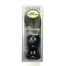 NEW The art of shaving genuine badger hair men's grooming shave brush Germany