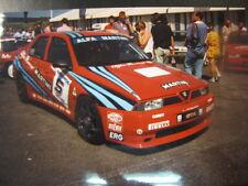 Martini Alfa Romeo 155 GTA 1992 #5 Nicola Larini (ITA) Italia a Zandvoort
