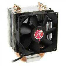 Raijintek Aidos CPU Air Cooler with 92mm Fan Black