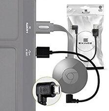 Chromecast USB Cable. Designed To Power Your Google Chromecast HDMI Streaming