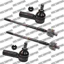 Front Steering Kit Tie Rod End New Set Parts For Toyota Rav4 Chevrolet Prizm Geo