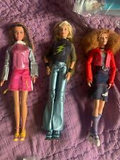 Mystery Squad Barbie Dolls - Kenzie Drew Barbie w/accessories - great condition!