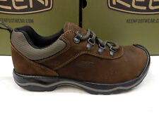 KEEN MENS RIALTO LACE DARK EARTH SIZE 10