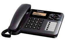 Panasonic KX-TG6461E Corded Phone With Answer Machine