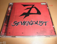 SEVENDUST cd + dvd NEXT hits UGLY & FAILURE alt metal band LAJON WITHERSPOON