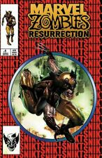 Marvel Zombies Resurrection #1 (of 4) Mico Suayan Trade Dress Variant Marvel  nm