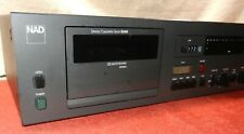 Nad 6340 Dolby B&C Cassette Deck - Fully Serviced - Works Perfectly Sounds Great