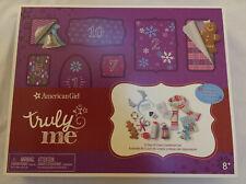 American Girl Truly Me 12 Days Of Christmas Countdown Set calendar BNIB
