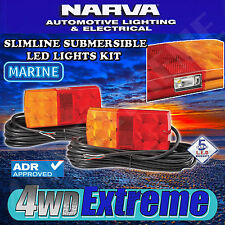 NARVA LED SUBMERSIBLE TRAILER LAMP PACK BOAT MARINE L.E.D LIGHT BRAKE 93642TP