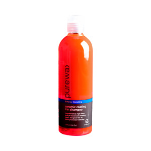 Ceramic Coating Car Shampoo 16 Oz (474ml)