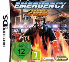 Nintendo DS 3DS EMERGENCY 2012 * Deutsch Top Zustand