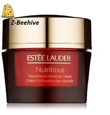 Estee Lauder Nutritious Vita Mineral Moisture Cream 0.50 oz. New